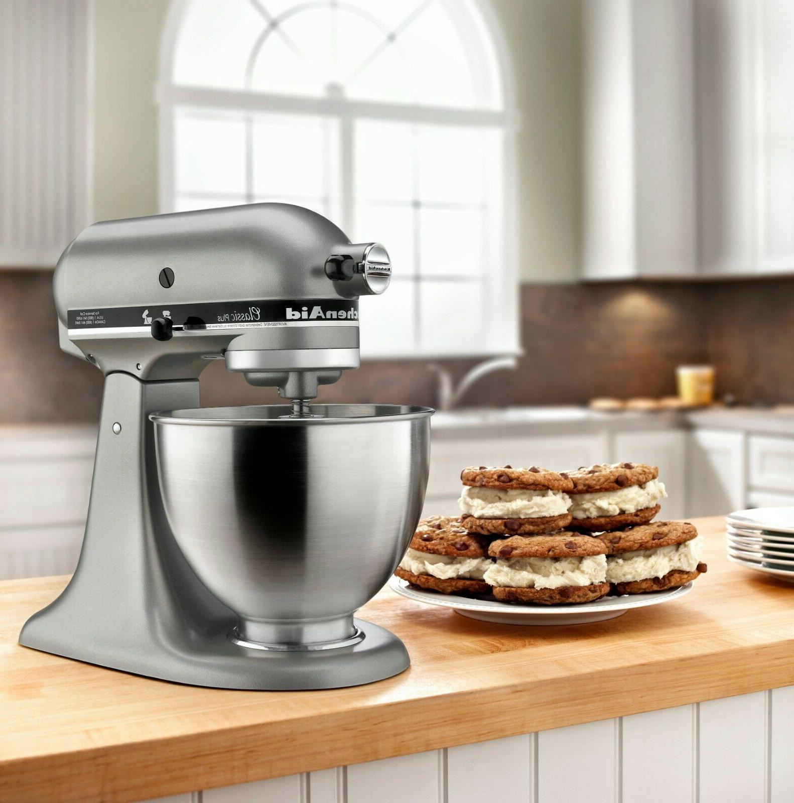 KitchenAid® Classic 4.5 Quart Tilt-Head Mixer