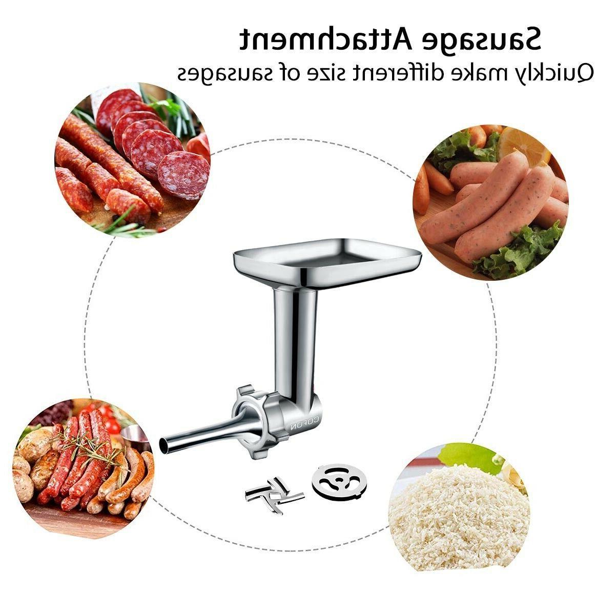 For Kitchenaid Accessories Pro Grinder Attachment