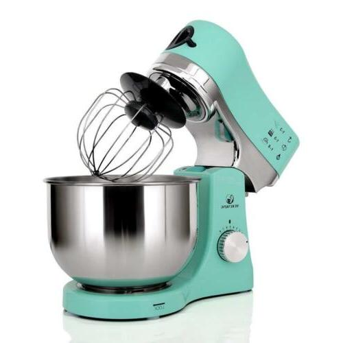 kneading noise as low stand mixer mk