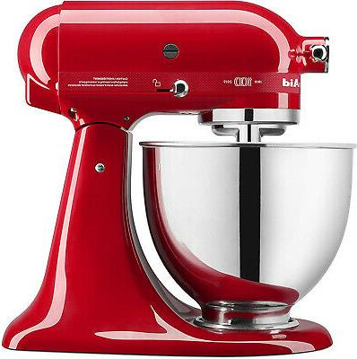 KitchenAid KSM180QHSD 100 Limited Queen of Hearts Stand Mixer,