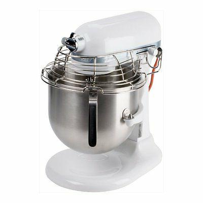 Mixer Stainless Steel White New
