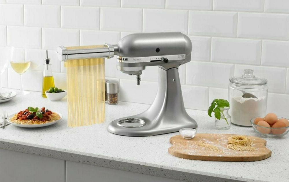 KSMPRA Pasta Attachments for KitchenAid Stand Mixers -