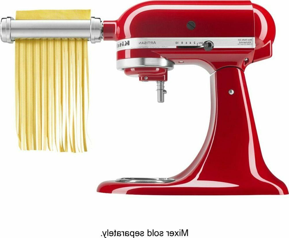 KSMPRA Pasta Attachments for KitchenAid Mixers