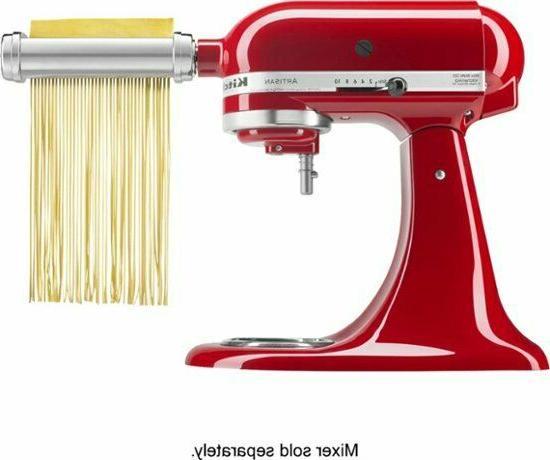 ksmpra pasta roller attachments for most kitchenaid