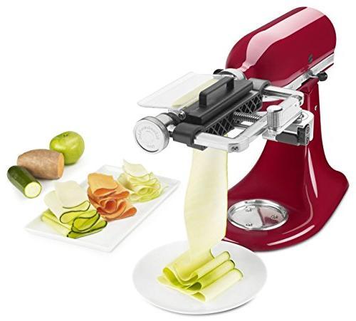 KitchenAid Vegetable Cutter 1 Metallic