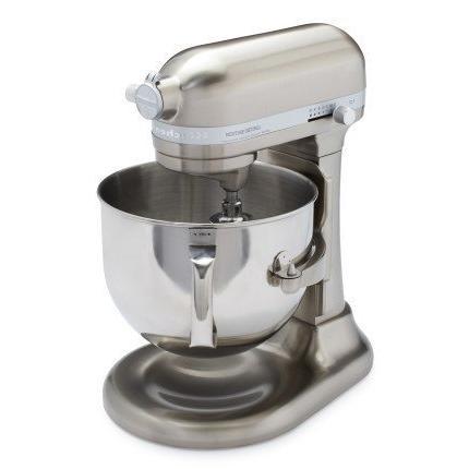 line nickel stand mixer