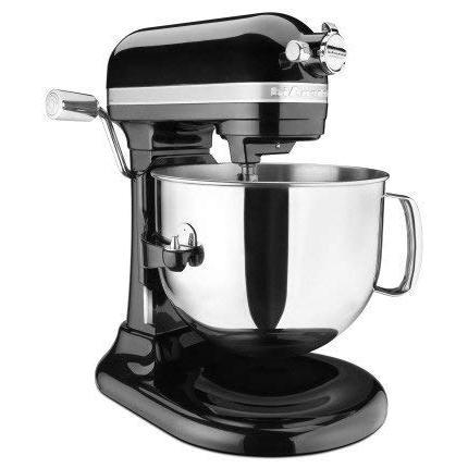 KitchenAid Pro 7 qt, Cast Iron Black
