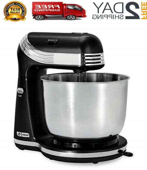 lyStand Mixer : 6 Speed Stand Mixer With 3 Qt