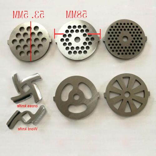Meat Grinder Attachment parts for mixer