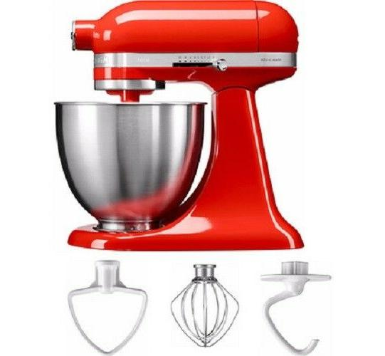 KitchenAid 3.5 Stand ~ Sauce Red