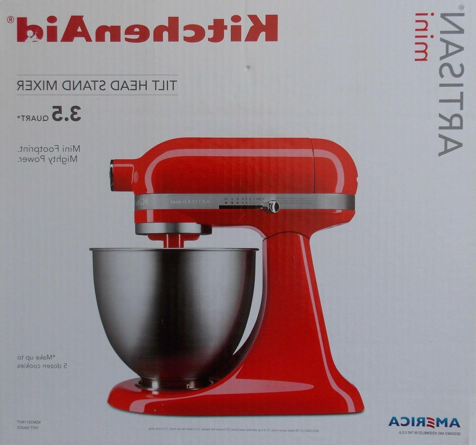 KitchenAid Stand Mixer + Accessories ~ NEW Sauce