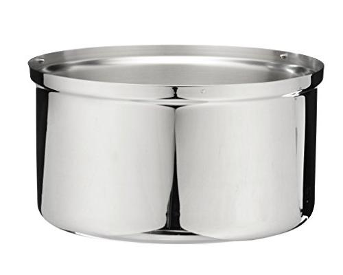 Stainless Steel Bowl Fits Bosch Universal, Plus Kitchen