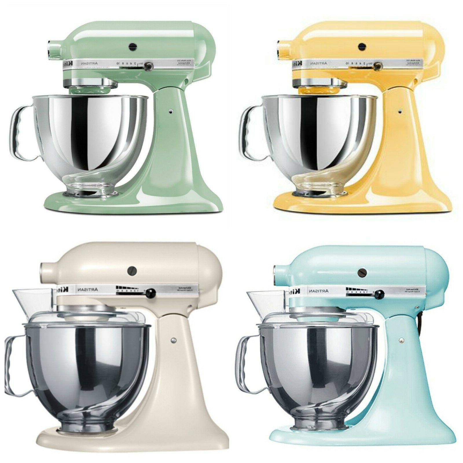 NEW KitchenAid with Pouring Shield,