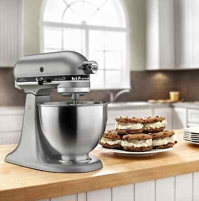 NEW KitchenAid Plus Series Tilt-Head Mixer,