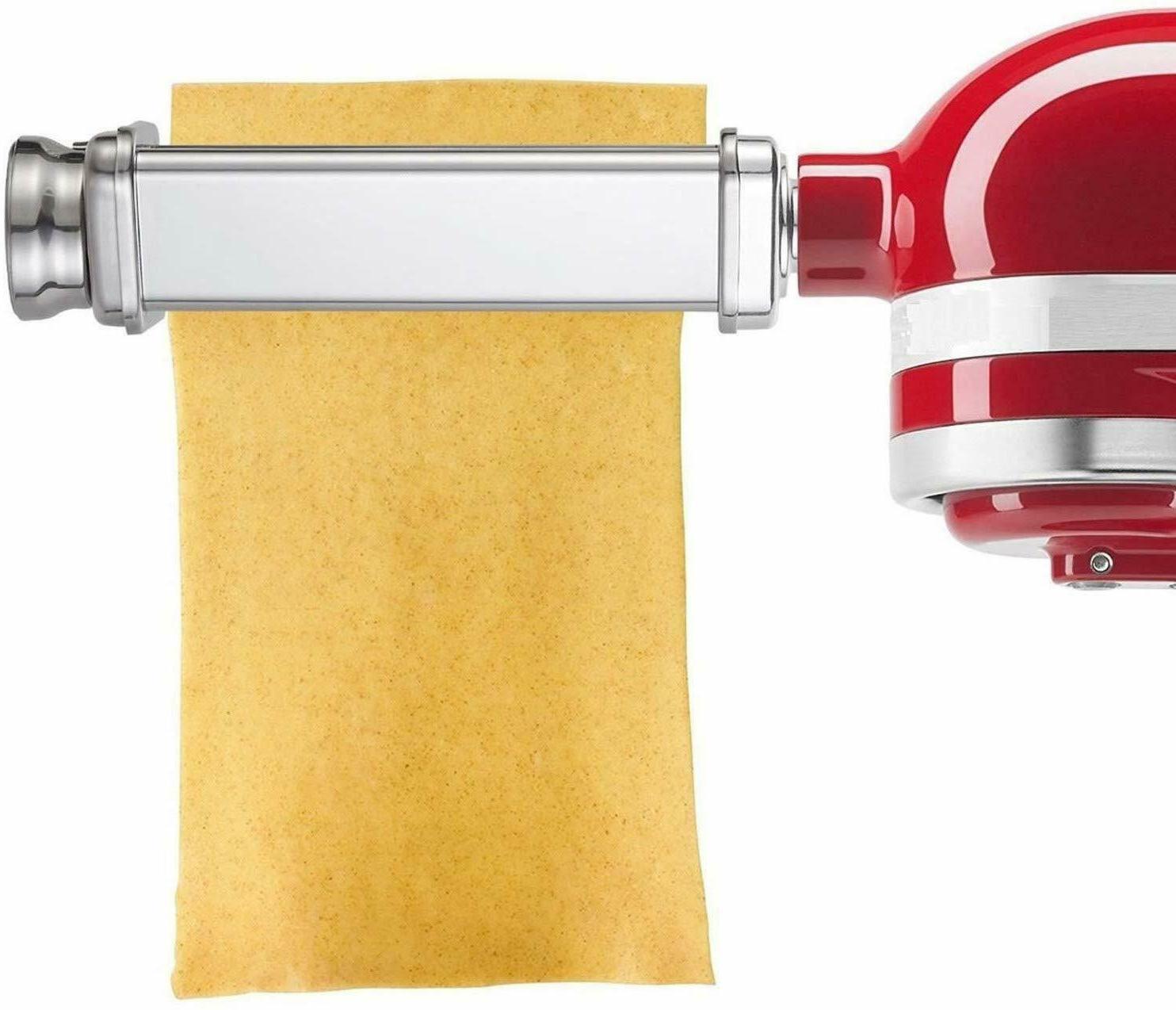 pasta italia roller attachment for kitchenaid stand