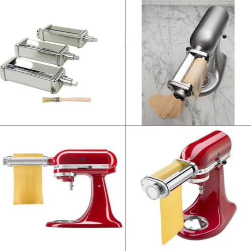 pasta roller attachment for stand mixer free