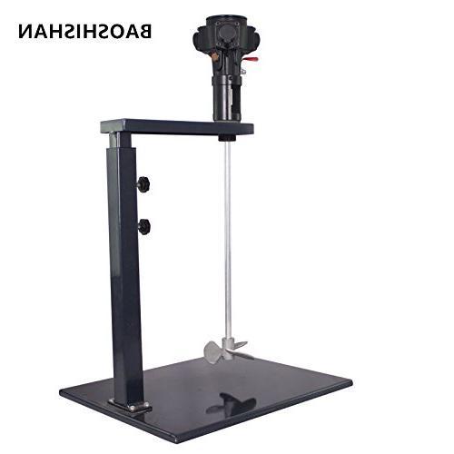pneumatic mixer