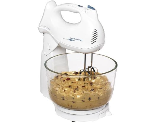 Power 6-Speed Mixer - White