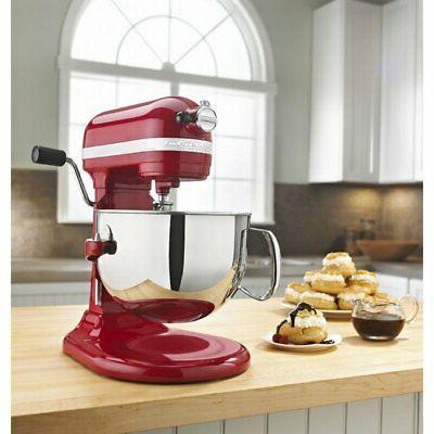 KitchenAid 600 6 Quart Bowl-Lift Mixer,