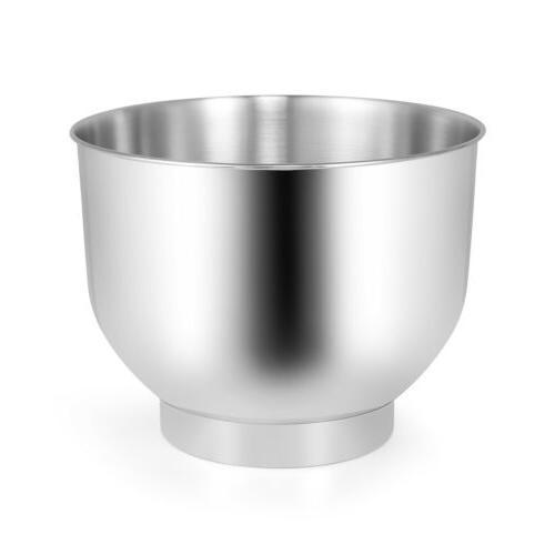 Pro Food Mixer 6 Bowl Red