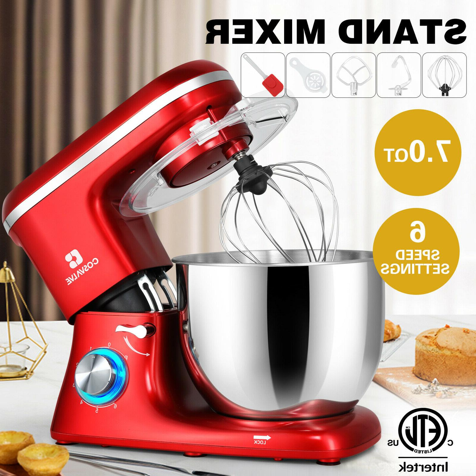 pro electric food stand mixer 7 qt