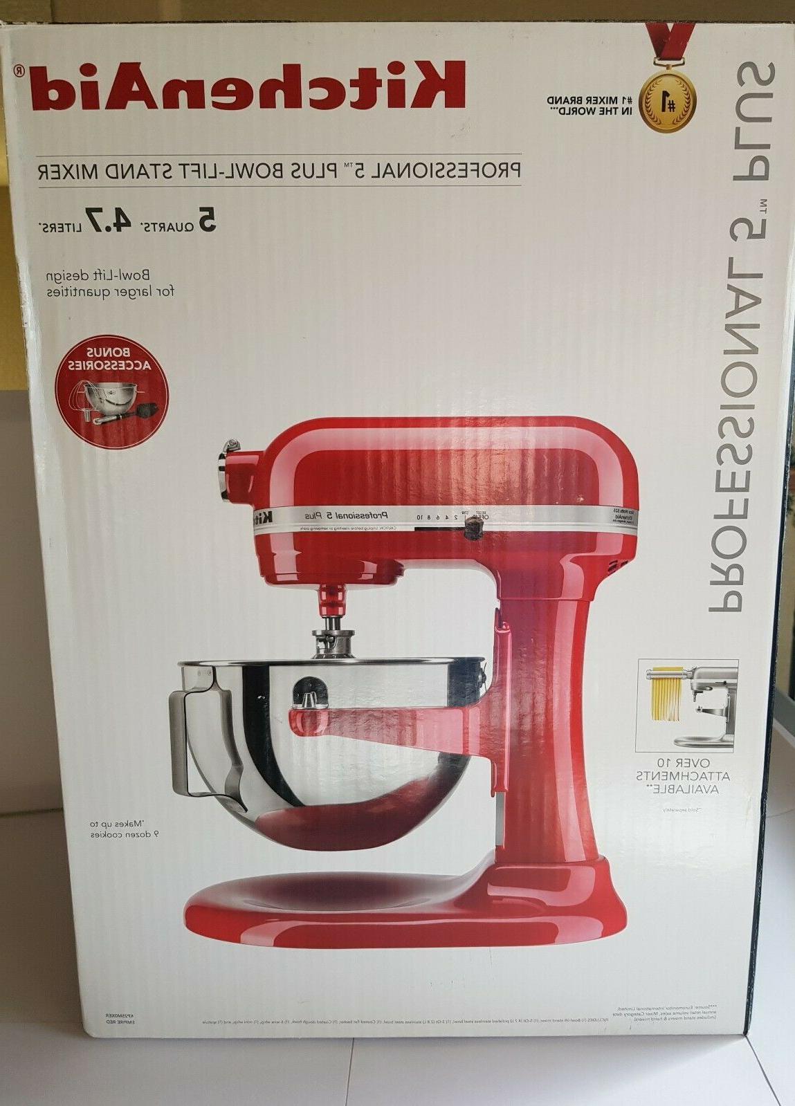 KitchenAid Bowl-Lift Stand Mixer Bonus Accessories