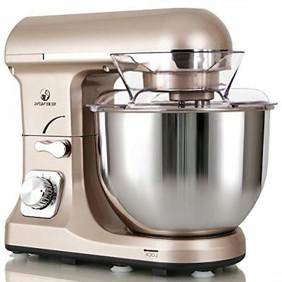 Professional 5Qt Bowl 6Speed Food Electric