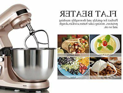 Professional Mixer 5Qt Bowl 6Speed TiltHead Food