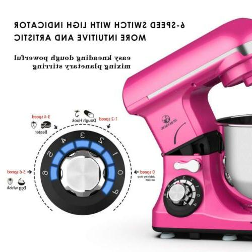 Stand Mixer Double MURENKING Tilt-Head 6