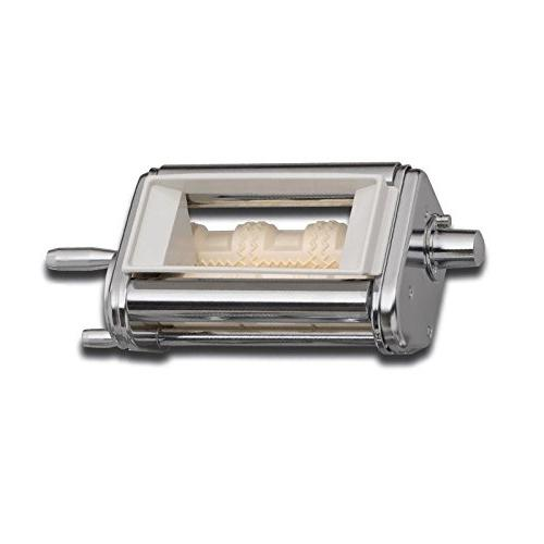 Mixer, Silver, Pastry Attachments