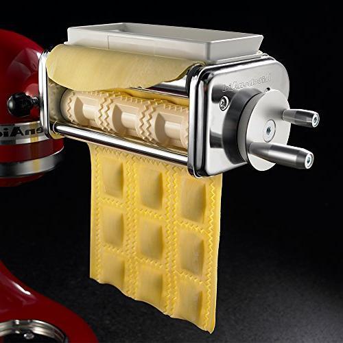 Ravioli Maker for Mixer,