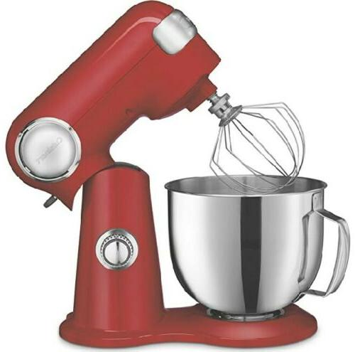 Ruby Red Stand Mixer