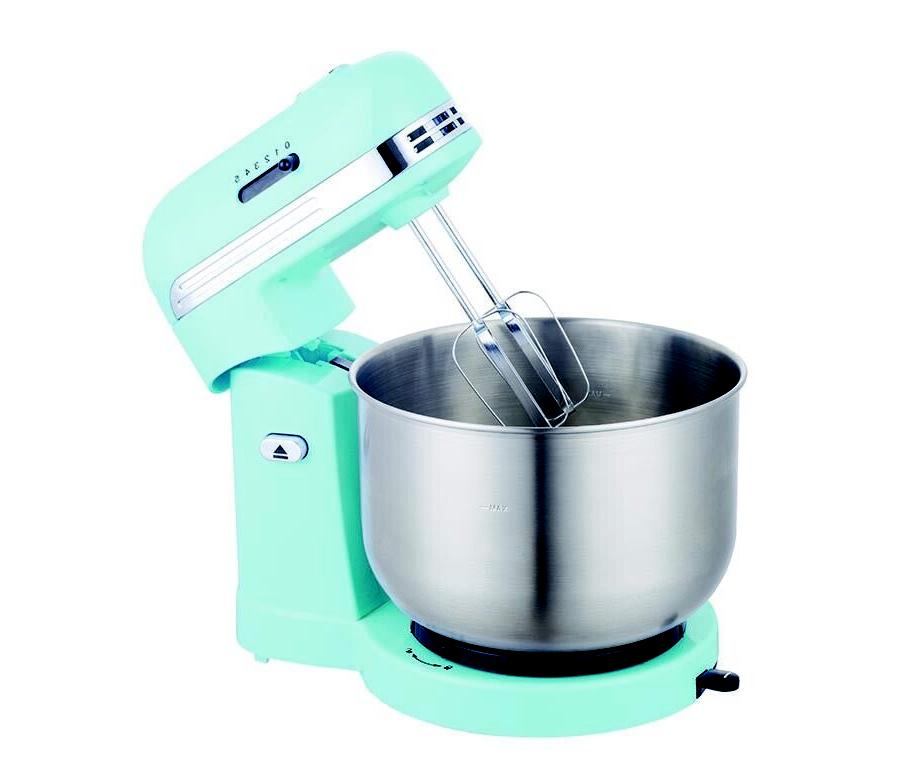 Brentwood 5-Speed Stand Mixer with 3.5 Quart Stainless Steel