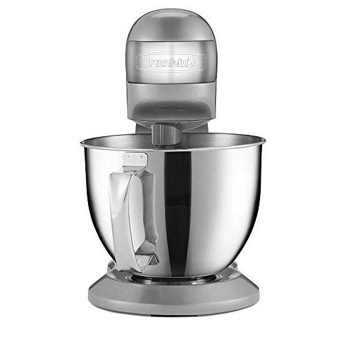 Cuisinart SM-35BC Precision Master 3.5 Quart Stand Includes Whisk, Measuring and Bread