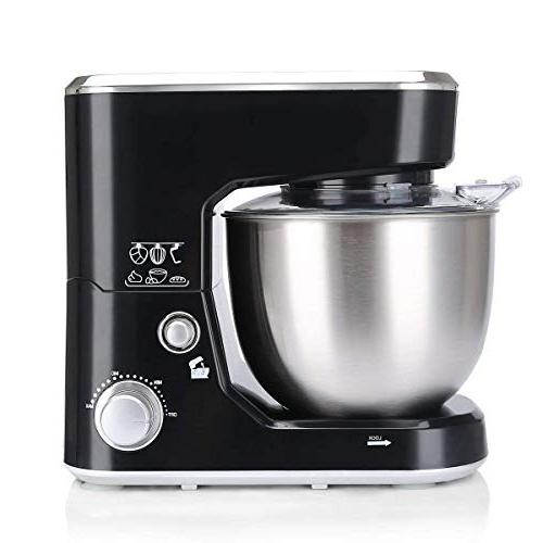 Cusimax - 800W Food Steel Mixing and Whisk, CMKM-150,