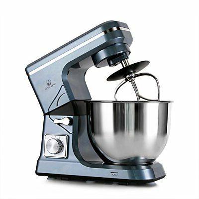 stand mixer 500w 5qt 6speed tilthead kitchen
