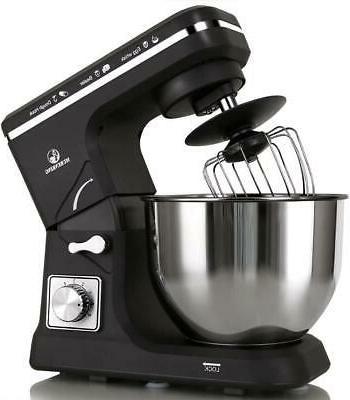 Stand Mixer 6 Speed Tilt Head Food Kitchen Food W Accessorie