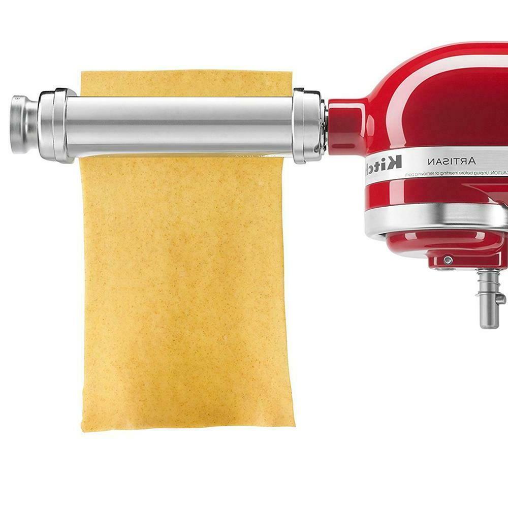 KitchenAid Mixer 3-Piece Pasta Roller & Cutter Set