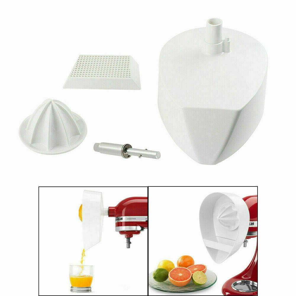 stand mixer attachment juicer accessories je citrus