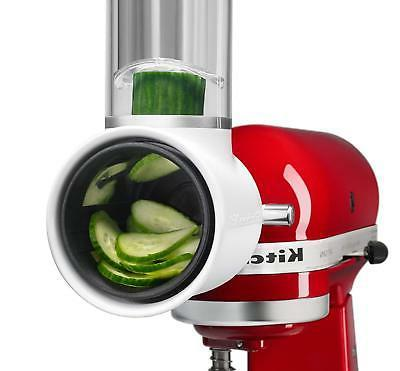 KITCHENAID MIXER ATTACHMENT Slicer Food Shredder Stuffer