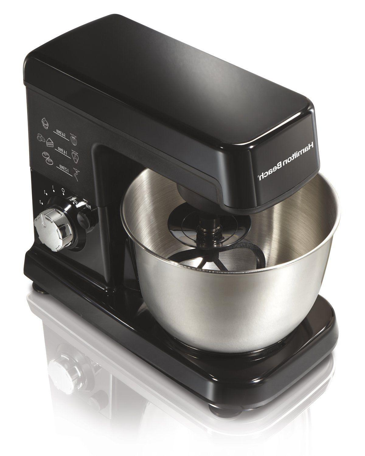 stand mixer cake 6 speeds house bowl