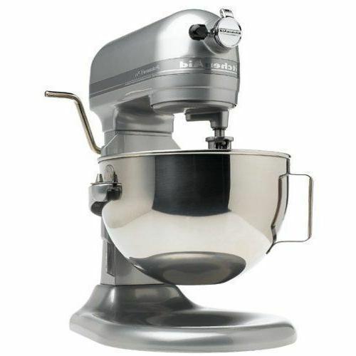 stand mixer chrome