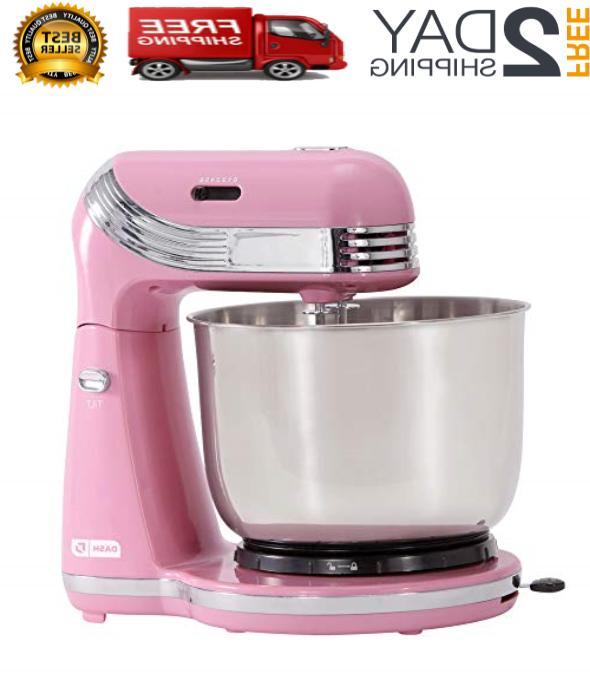 Stand Mixer : 6 Speed Stand Mixer With 3 Qt