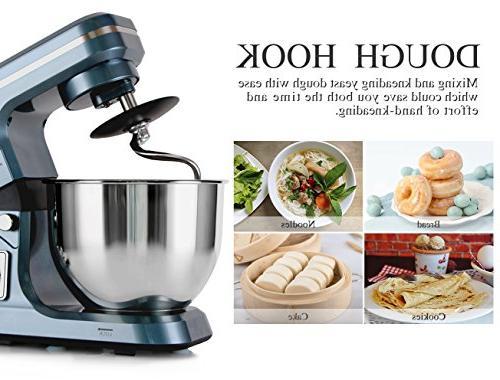 MURENKING Stand 500W 5-Qt Tilt-Head Kitchen Food Accessories