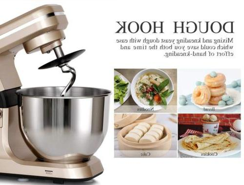 MURENKING Mixer MK36 500W 5-Qt 6-Speed Kitchen Mixer