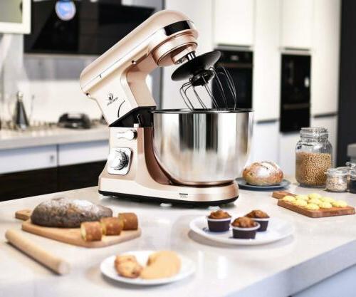 MURENKING 500W Tilt-Head Kitchen Mixer