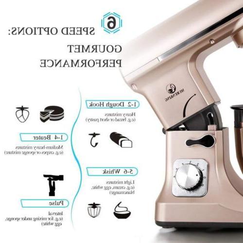 MURENKING Stand MK37 Tilt-Head Mixer