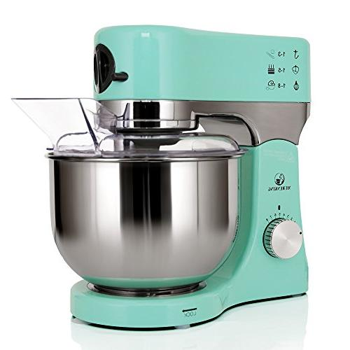 MURENKING Mixer MK50G 650W 5-Qt Tilt-Head Kitchen Food