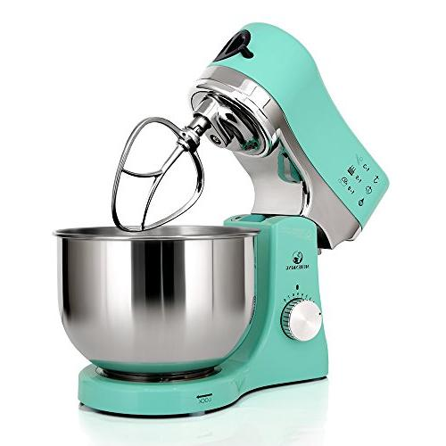 MURENKING Stand 650W 8-Speed Kitchen Mixer