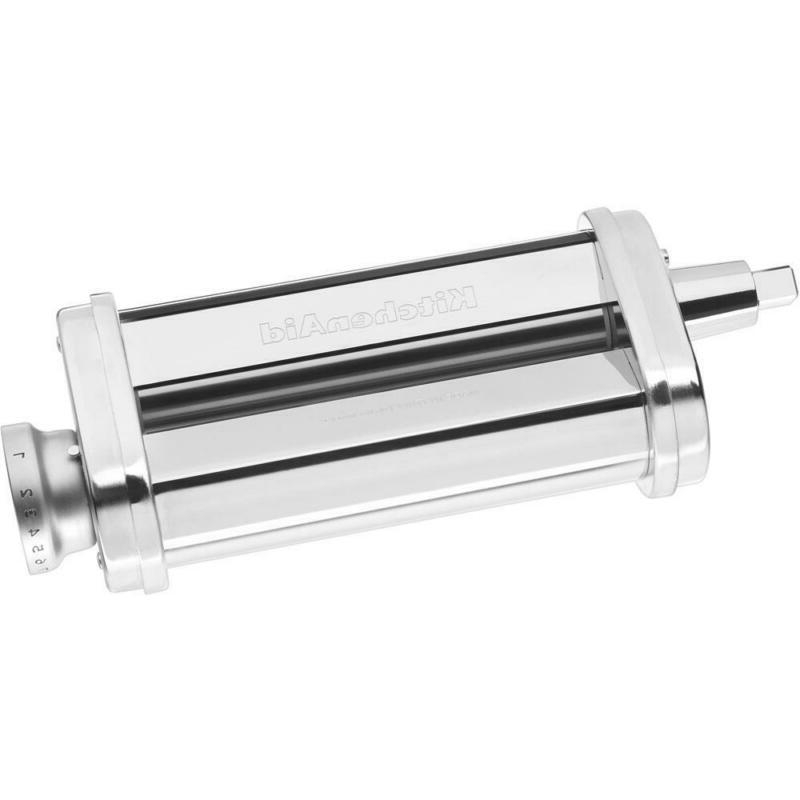 KitchenAid Stand Mixer Roller Attachment Thick Noodles